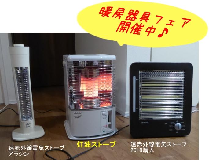 寒さ対策、行き着いた石油ストーブ|トヨトミ RS-H290は段違いの暖かさ