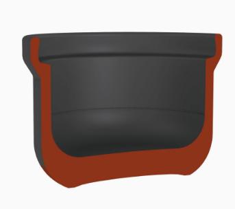 ハリオの土鍋の底の形状