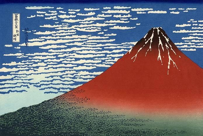 冬には珍しい赤富士出現|縁起の良い赤富士で明るい年を期待したい