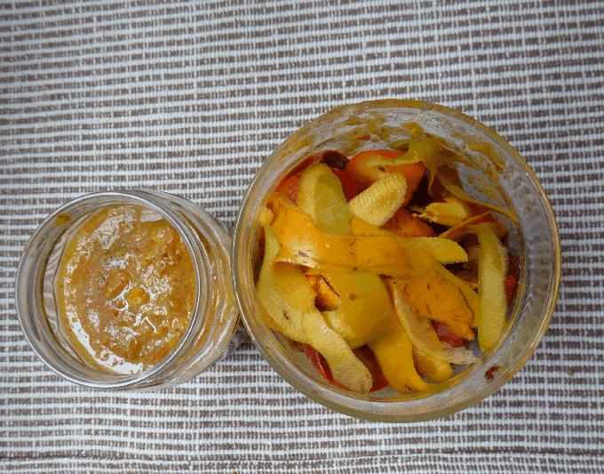 柿酢づくり2 |追加投入